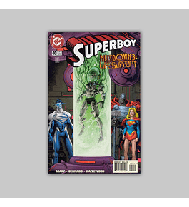 Superboy (Vol. 3) 40 1997