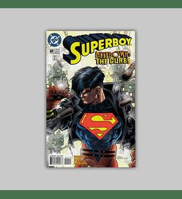 Superboy (Vol. 3) 41 1997