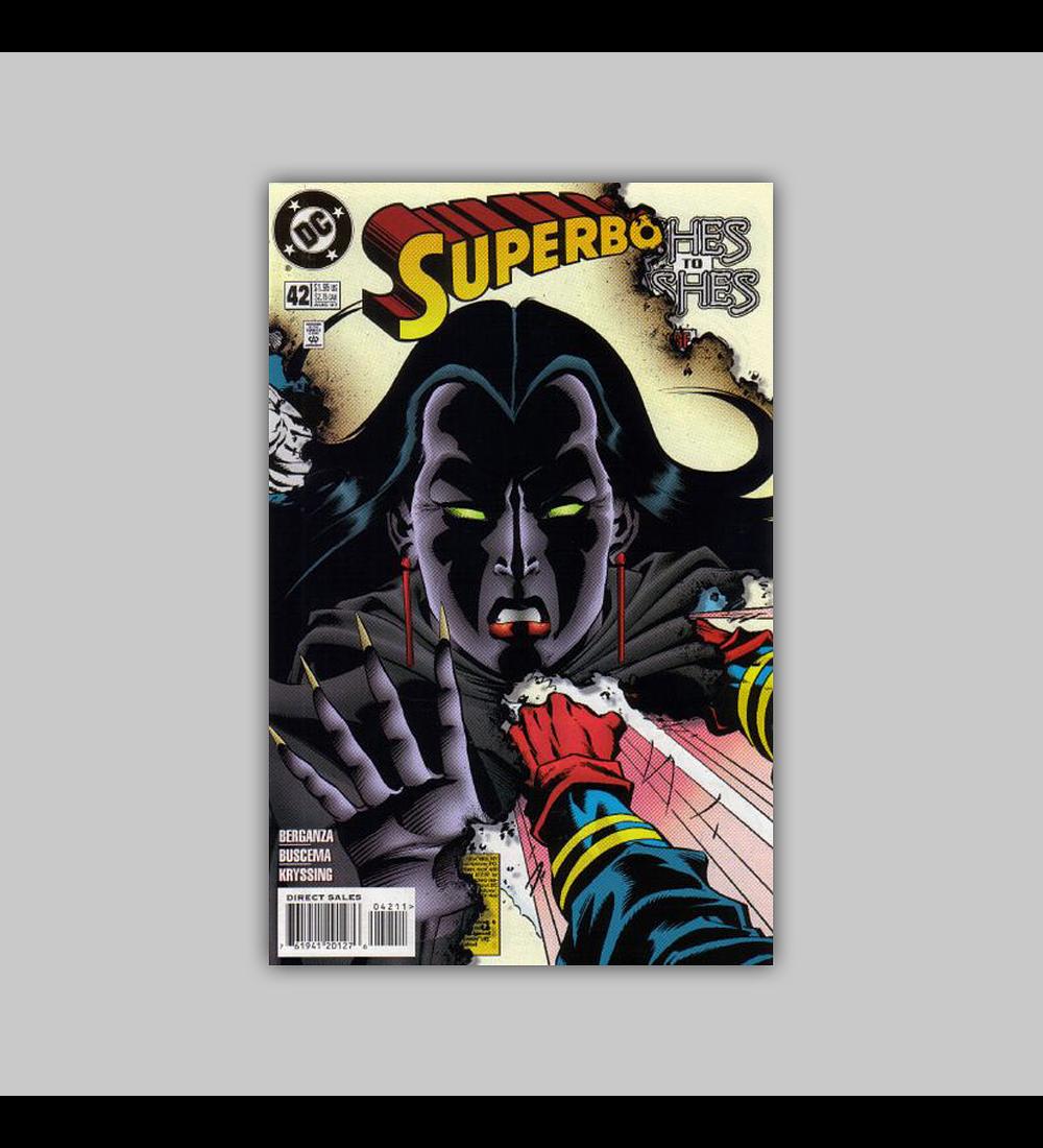 Superboy (Vol. 3) 42 1997