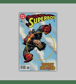 Superboy (Vol. 3) 43 1997