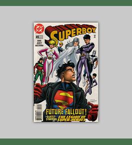 Superboy (Vol. 3) 45 1997