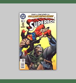 Superboy (Vol. 3) 53 1998