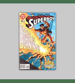 Superboy (Vol. 3) 54 1998