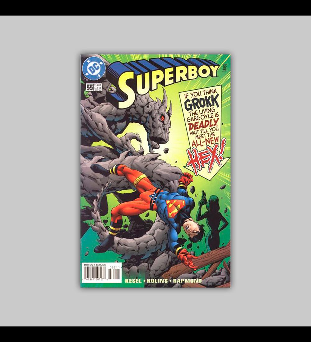 Superboy (Vol. 3) 55 1998