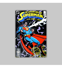 The Adventures of Superman 440 1988