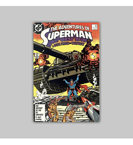 The Adventures of Superman 427 1987