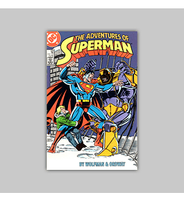 The Adventures of Superman 429 1987
