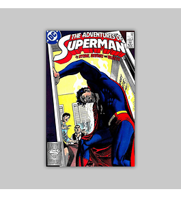 The Adventures of Superman 439 1988