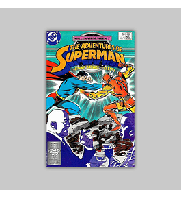 The Adventures of Superman 437 1988