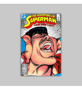 The Adventures of Superman 438 1988