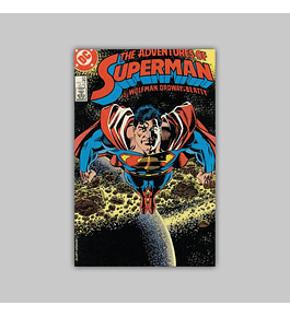 The Adventures of Superman 435 1987
