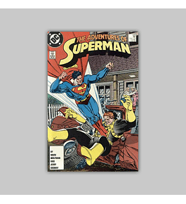 The Adventures of Superman 430 1987