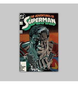 The Adventures of Superman 431 1987