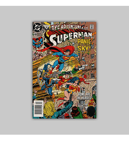 The Adventures of Superman 489 1992