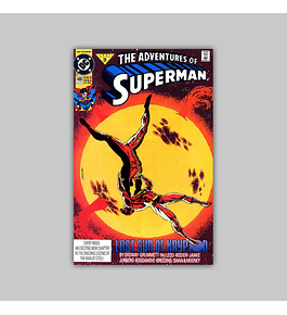 The Adventures of Superman 480 1991