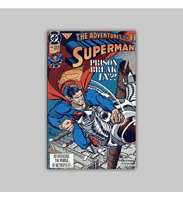 The Adventures of Superman 486 1992