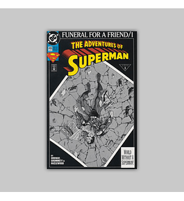 The Adventures of Superman 498 1993