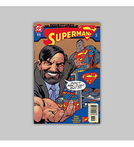 The Adventures of Superman 613 2003