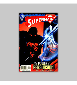 The Adventures of Superman 601 2002