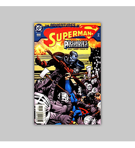 The Adventures of Superman 602 2002