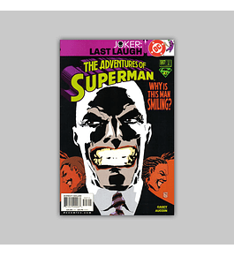 The Adventures of Superman 597 2001