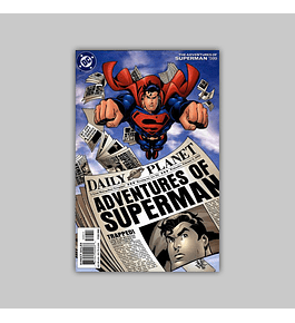 The Adventures of Superman 599 2002