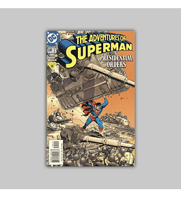 The Adventures of Superman 590 2001