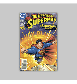 The Adventures of Superman 592 2001