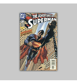 The Adventures of Superman 581 2000