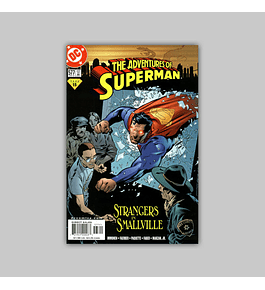 The Adventures of Superman 577 2000