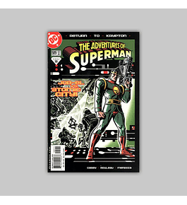 The Adventures of Superman 589 2001