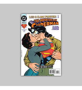 The Adventures of Superman 525 1995