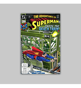 The Adventures of Superman 481 1991