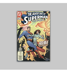 The Adventures of Superman 578 2000