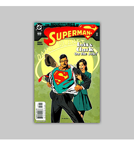 The Adventures of Superman 619 2003