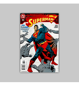 The Adventures of Superman 615 2003
