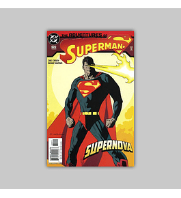 The Adventures of Superman 620 2003