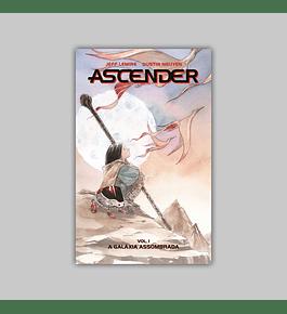 Ascender Vol. 01: A Galáxia Assombrada HC 2021