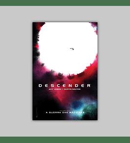 Descender Vol. 06: A Guerra da Máquinas HC 2020
