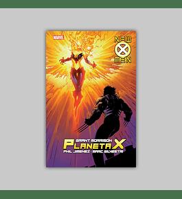 Novos X-Men Vol. 04: Planeta X HC 2021