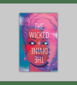 Wicked and the Divine Vol. 04: Escalada HC 2020