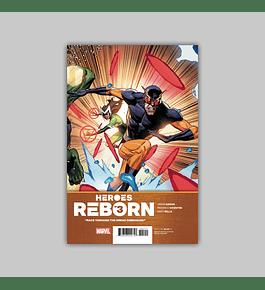 Heroes Reborn 3 2021