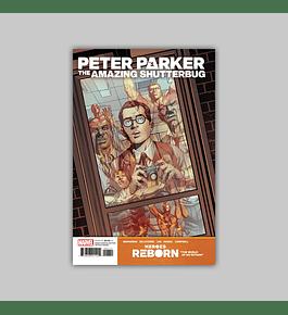 Heroes Reborn: Peter Parker, the Amazing Shutterburg 1 2021