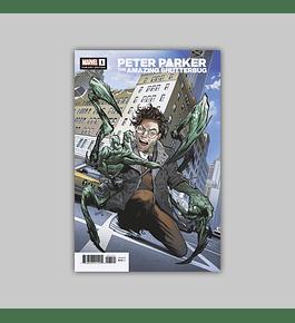 Heroes Reborn: Peter Parker, the Amazing Shutterburg 1 B 2021