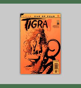 Avengers Icons: Tigra 1 2002