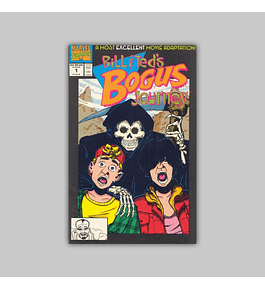 Bill and Ted's Bogus Journey 1 1991