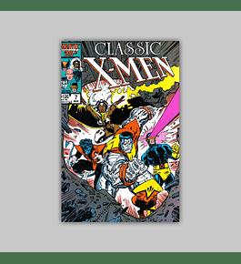 Classic X-Men 7 VF+ (8.5) 1987