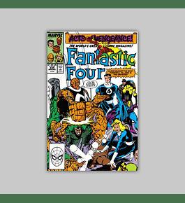 Fantastic Four 335 1989