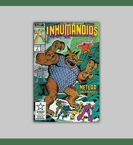 Inhumanoids 4 1987