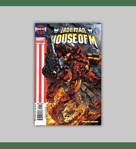 Iron Man: House of M 1 2005
